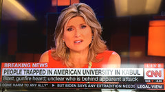 Attack on American University in Kabul