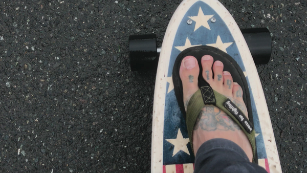 Combat Flip Flops 7  things learned with Leo Jenkins Army Ranger Author Nomad