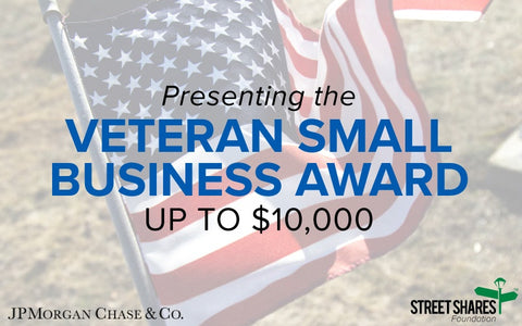 Combat Flip Flops Blog Streetshares JPMorgan Chase Veteran Small Business award