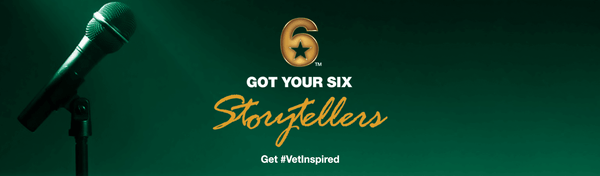 Got Your 6 | Storytellers Event Los Angeles