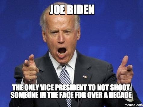 Combat Flip Flops Blog Joe Biden Posts Good For Morale and SEO