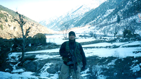 Donald Lee Army Ranger Kunar Valley Afghanistan Winter Strike