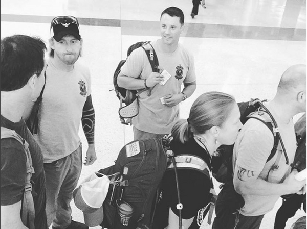 Team 5 Foundation Deployment to Peru