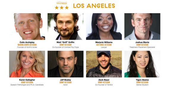 Storytellers | Got Your 6  | Los Angeles