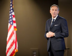 Howard Schultz actioning veteran issues