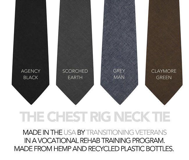 Chest Rig Neck Tied