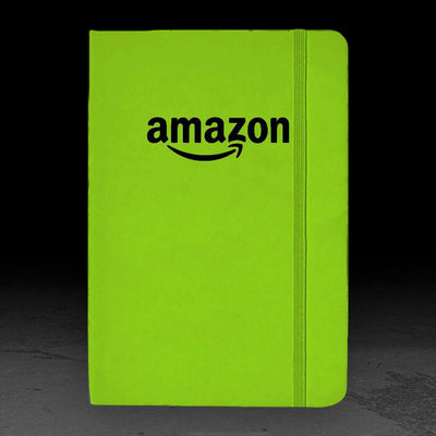 Green Amazon Notebook 25 Pack