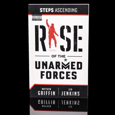 Steps Ascending:  Rise of the Unarmed Forces - Paperback
