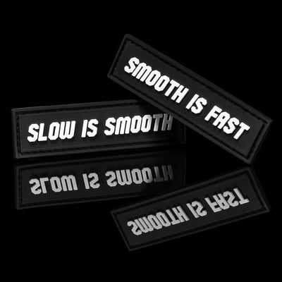 Slow is Smooth.  Smooth is Fast.  Patch Set