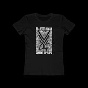Negative Space Women's Tee