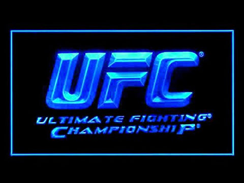 UFC Ultimate Fight Championship Neon Sign (LED. Light)