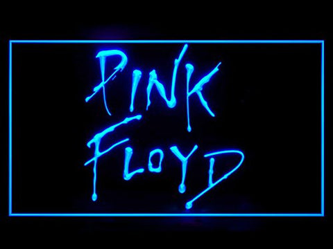 Pink Floyd Led Light Sign