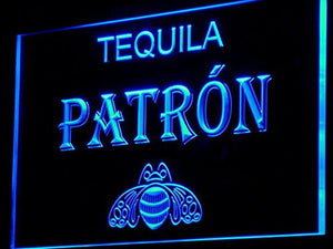 Tequila Patron Neon Sign (Light. Bar. Pub. Beer. LED. Man Cave. A143-B)