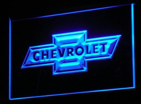 Chevrolet Neon Sign (Light. D033-y. LED)