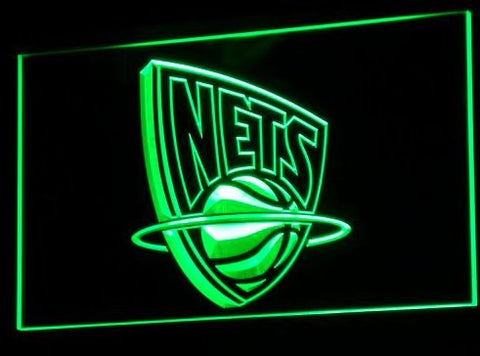 Brooklyn Nets Neon Sign (B018-b. LED)