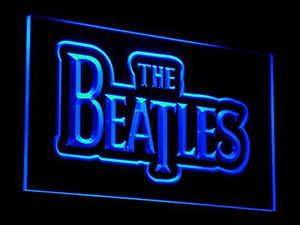 The Beatles Neon Sign (Band. Music. Bar. LED. Man Cave. C012 B)