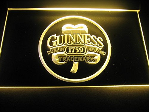 A111-g Guinness Beer Dublin Ireland Bar Neon Light Sign