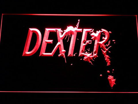 Dexter Morgan Neon Sign (LED. Light. Man Cave)
