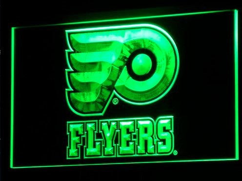 Philadelphia Flyers Neon Sign (Hockey. Light. LED. B097-r)