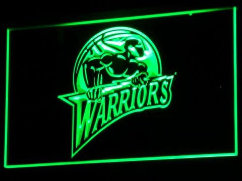 Golden State Warriors Neon Sign (LED. NBA. B009-y. Oakland)