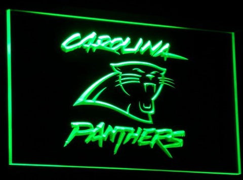 Carolina Panthers Neon Sign (Light. Super. Bowl. Bar. LED)