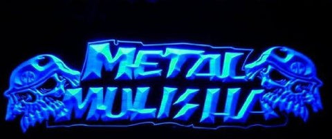 Metal Mulisha Neon Light Sign