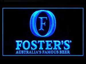Foster's Australia Beer Neon Sign (LED. Light)