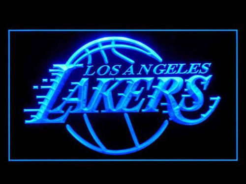 Los Angeles Lakers Neon Sign (Light. LED. LA)
