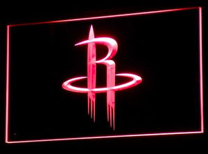 Houston Rockets Neon Sign (B010-r. LED)