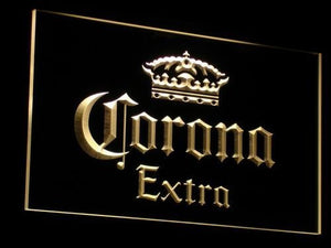 Corona Extra Beer Neon Sign (Bar. Pub. cafe. LED. a013)