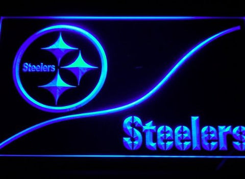 Pittsburgh Steelers Neon Sign (Light. LED)