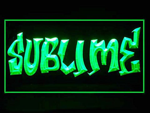 Sublime Neon Sign (LED. Light)