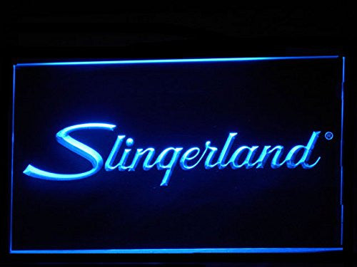 Slingerland Percussion Drums Bar Hub Advertising LED Light Sign J518B