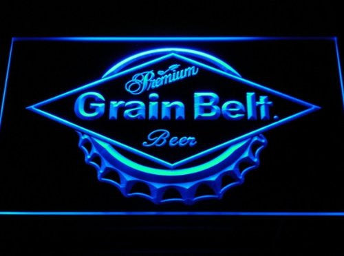 Grain Belt Beer Neon Sign
