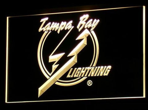 Tampa Bay Lightning Neon Sign (B102-b. LED)