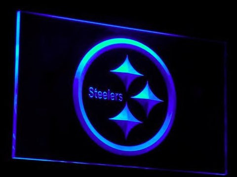 Pittsburgh Steelers Neon Sign (Bar. Club. Light. LED)