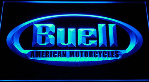 Buell Neon Sign (D188-b. LED)