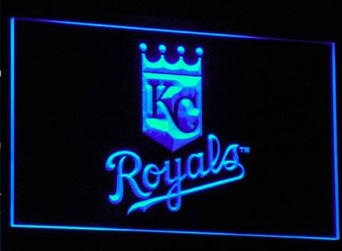 Kansas City Royals Neon Sign (Club. Bar. Light. B118-b. LED)