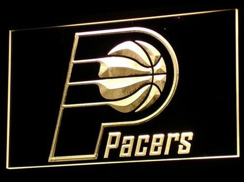 Indiana Pacers Neon Sign (NBA. B011-b. LED)