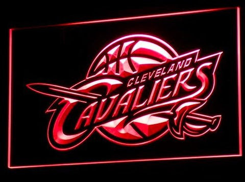 Cleveland Cavaliers Neon Sign (Light .B005-b. Beer Bar)