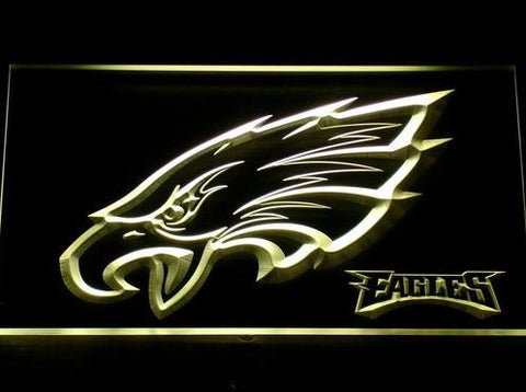 Philadelphia Eagles Neon Sign (Light. Bar. Beer. Pub. LED)
