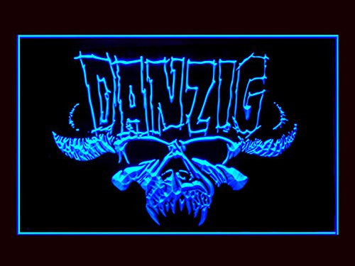 Danzig Neon Sign (LED. Light)