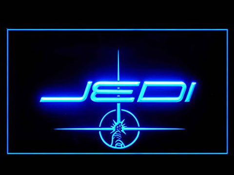 Jedi Star Wars Neon Sign (LED. Light)