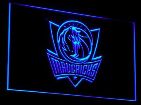 Dallas Mavericks Neon Sign (B006-b. LED)