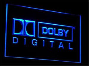 DOLBY DIGITAL Theatre Neon Sign (Display. Lighting. LED)