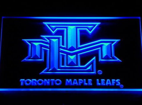 Toronto Maple Leafs Neon Sign (Display. Bar. Light. LED)