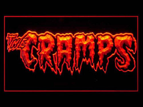 The Cramps Neon Sign (Bar. LED. Light)