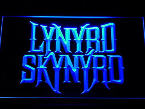 Lynyrd Skynyrd Neon Sign (Light. Man Cave. LED)