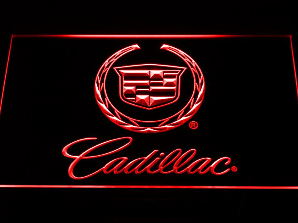 Cadillac Neon Sign (Light. LED)