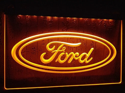 Ford Neon Sign (D007-b. LED)